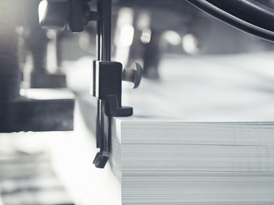 Print Press Paper